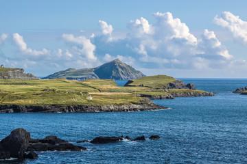 Küstenlandschaft auf Valentia Island