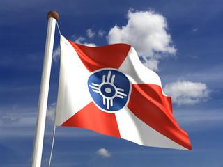 Wichita City Flag