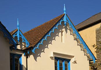 Ornate Roof Overhangs