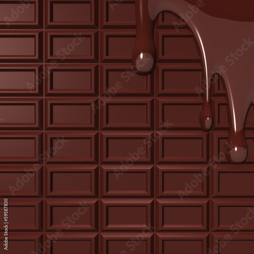 MeltedChocolateForBackground