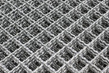 Steel sieve