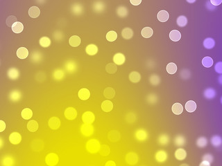 Festive, holiday abstract bokeh background