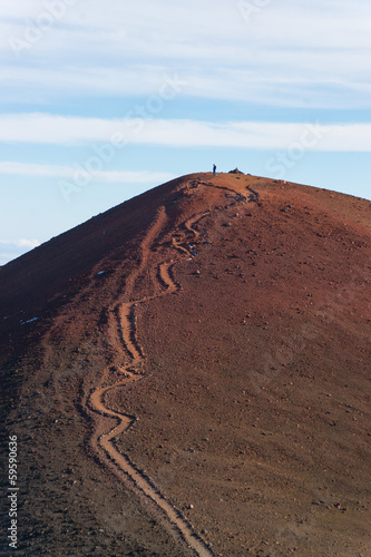 Mauna Kea's true summit