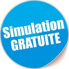 étiquette simulation gratuite