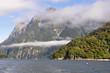 Milford sound, Fiordland National Park (New Zealand)