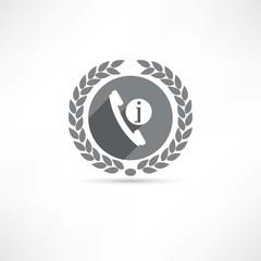Telephone Information icon