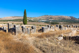 Volubilis is the best preserved Roman site in Morocco.