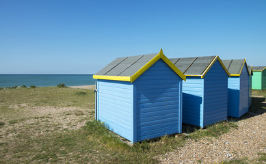 Littlehampton Beach Huts
