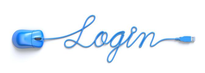 Login concept