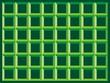 geometric seamless pattern - green colour