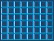 geometric seamless pattern - blue colour