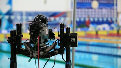 professional motion Camera