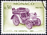 FN-Herstal car of 1901 (Monaco 1961)