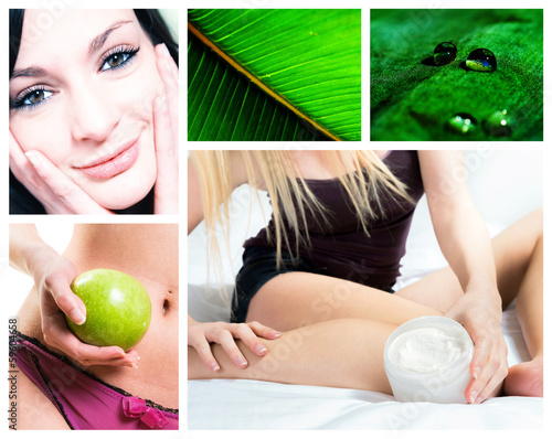 composition on natural body care
