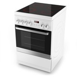 Fototapety Modern white electrical cooker
