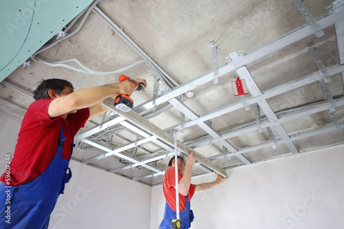 The wage workers set the ceiling profile in new flat
