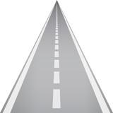 Fototapety direct road