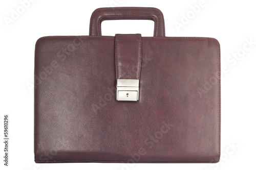 Photo business folder with handles