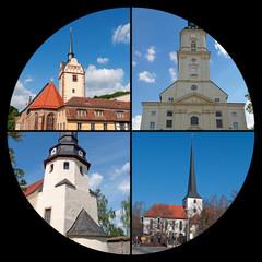 Kirchen in Gera