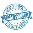 Local product stamp