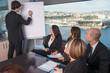 Schulung im Skyline Büro