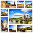 Seville Collage, Andalusia, Spain.