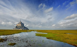 mont saint michel (normandie)