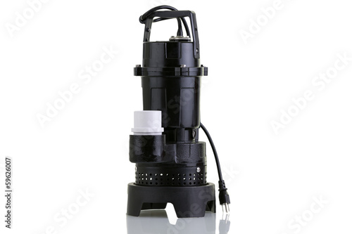 New sump pump - 59626007