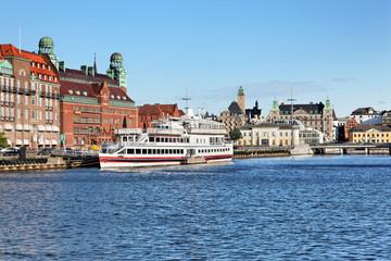 Innerer Hafen Malmö