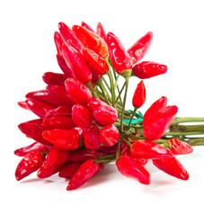 mazzo peperoncino rosso