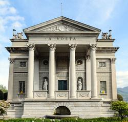 Tempio Voltiano A.D.1928 Como