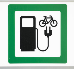 Power supply for electric bikes