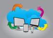 tech cloud