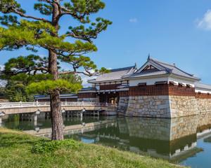 Fort of Hiroshima Castle