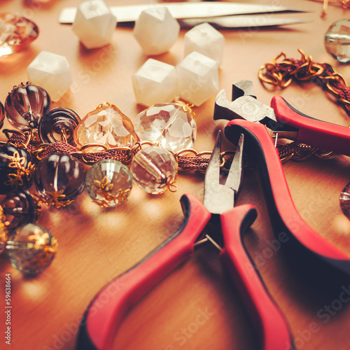 Jewellry workshop