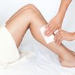 Beine enthaaren