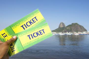 Brazil Tickets at Sugarloaf Rio de Janeiro