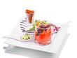 Luxury vegetarian set
