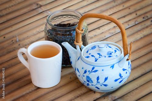 Asian Tea Pot.