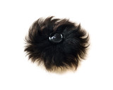 Fur brooch