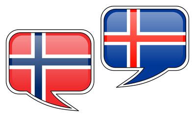 Norse-Icelandic Conversation