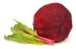 Fresh Beet with leaves