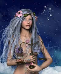Zodiac series - Libra