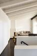 interior, comfortable loft, open space
