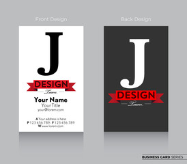 Modern Business-Card Design