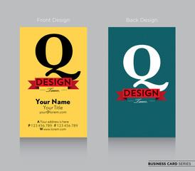 Modern Business-Card Design