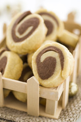 Rolled cookies