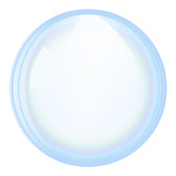 Vector soap bubble