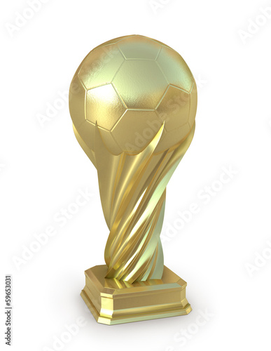 Golden winner cup, champion