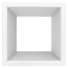 blank shelf